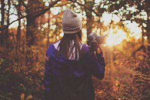 5 tips voor meer energie in de herfst voor HSP's
