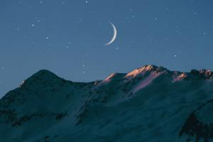 Hooggevoelig nieuwe maan