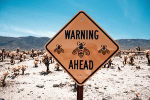 hoogsensitief wespensteek bijensteek