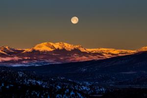 volle maan van januari 2019