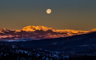 De energie van de volle maan van januari 2019