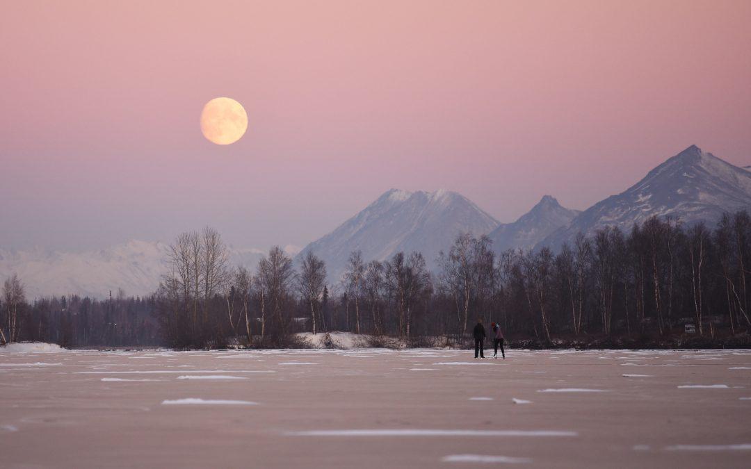 volle maan van december