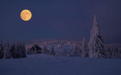De energie van de volle maan van februari 2019