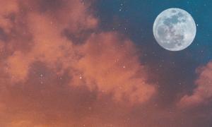Volle maan van april 2019