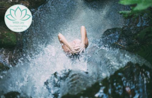 Helende waterval