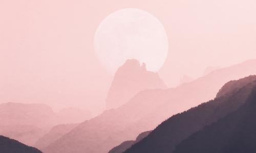 volle maan van juni 2019