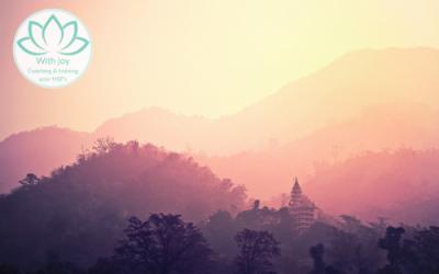 Meditatie met YIN-energie die helpt bij vermoeidheid en een burn-out