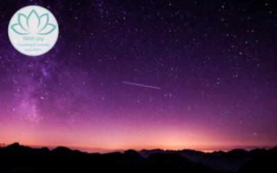 Geleide slaapmeditatie: val ontspannen in slaap onder de sterrenhemel