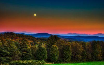 De energie van de volle maan van oktober 2019 in het teken Ram