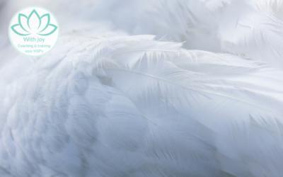 Helende engelenmeditatie die je liefde en zachte kracht brengt