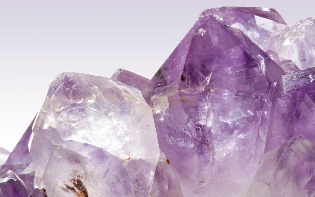 De wondere wereld van kristallen
