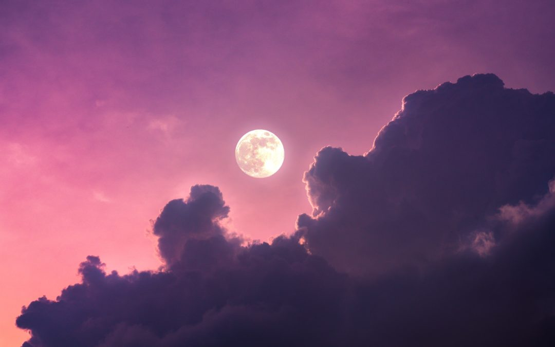 de energie van de volle maan van 1 oktober 2020