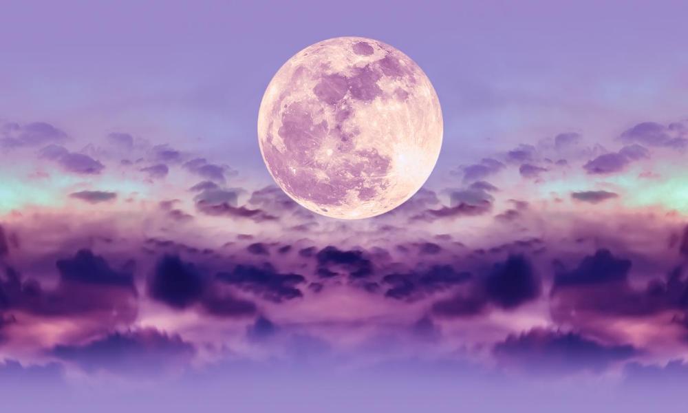 De energie van de volle maan van 2 september 2020 in het teken Vissen
