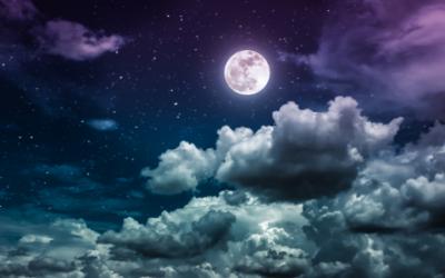 De energie van de volle maan van 31 oktober 2020 in het teken Stier