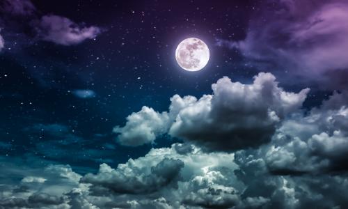 de energie van de volle maan van 31 oktober 2020