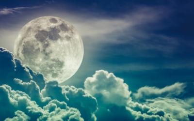 De energie van de volle maan van 30 november in het teken Tweelingen