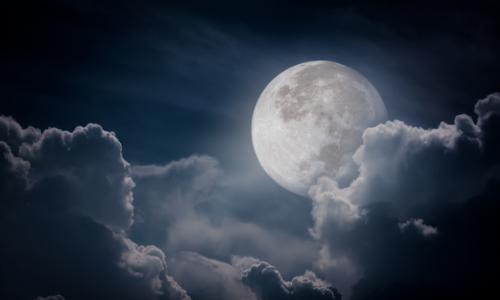 energie van de volle maan van 30 december