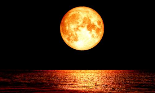 De energie van de volle maan van 26 mei in het teken Boogschutter