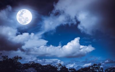 5 tips om beter te slapen tijdens volle maan