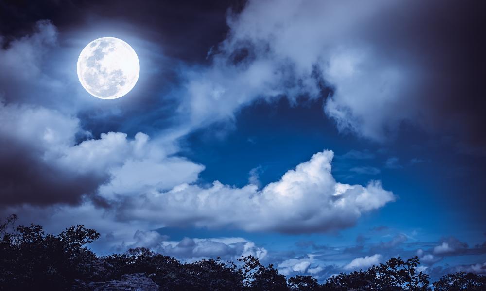 tips om beter te slapen tijdens volle maan