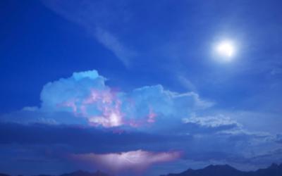 De energie van de volle maan van 24 juli in het teken Waterman