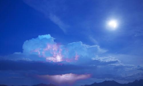 energie van de volle maan van 24 juli